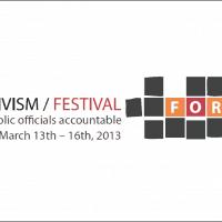 Tirana Activism Festival logo