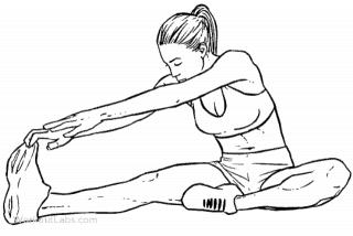 Tërheqja të muskujve të pulpës
