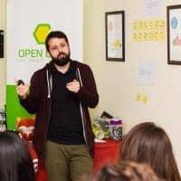 Redoni duke prezantuar - Mozilla Tech Speakers (17)