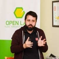 Redoni duke prezantuar - Mozilla Tech Speakers (18)