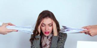 Si po e menaxhoni stresin nga ngarkesa ne pune