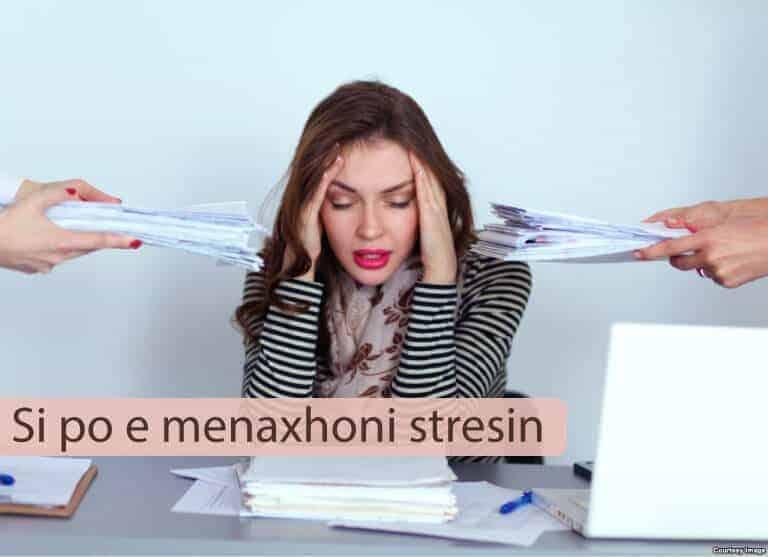 Si të menaxhoni stresin në punë gjatë një periudhe të ngarkuar