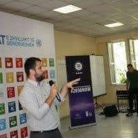 Redon Skikuli te Samiti per te Miren Sociale