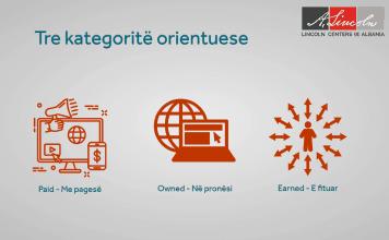 Tre kategorite e marketingut dixhital