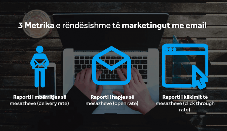 Si ta masni efikasitetin e marketingut tuaj me email?