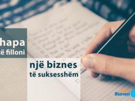 (Video) 9 hapa si të filloni një biznes të suksesshëm