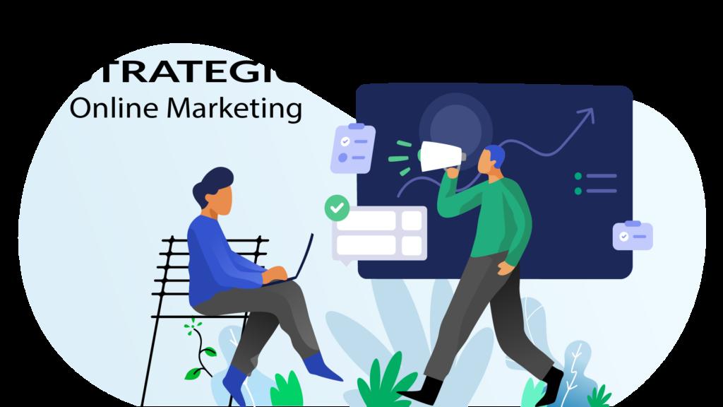 Marketing Strategjik ne Internet