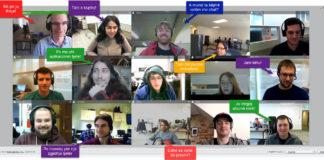 Zgjidhje per video-konferenca